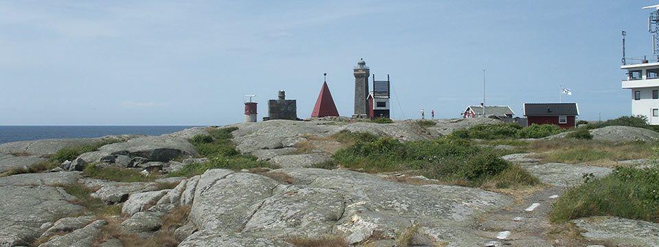 Vinga Fyr - Göteborgs västligaste utpost. Ön där Evert Taube växte upp.
