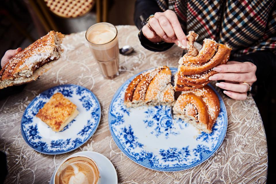 Café Husaren - Foto av Ulf Svane